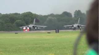 Download Royal Air Force Tornado GR4 Role Demo @ RIAT 08-07-2012 Video