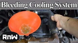 Download How to Bleed Air Out of Your Car's Cooling System - DIY Method Video