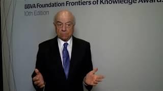 Download Francisco González en la X edición de los Premios Fundación BBVA Fronteras del Conocimiento. Video
