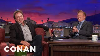 Download Kevin Nealon Is Bored Of Coming On CONAN - CONAN on TBS Video