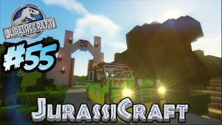 Download JURASSIC PARK EN MINECRAFT - SE ESCAPAN LOS PTERANODONES!! - Jurassicraft #55 Video