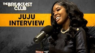 Download JuJu Talks Breakup With Cam'ron, Growing Apart, Rules, Thoughts On Mase + More Video