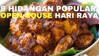 Download 9 Idea Hidangan Untuk Rumah Terbuka Hari Raya | iCookAsia Video
