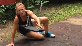 Download Swing Burpees Fail Video