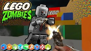 Download CHALLENGE SPEED MAP ″LEGO ZOMBIES″ Call Of Duty Black Ops 3 Custom Zombies Video
