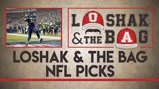 Download NFL Betting | Falcons vs. Seahawks | Loshak & The Bag Video