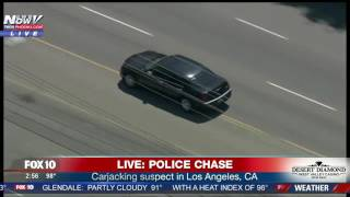 Download FULL: Police Chase in Los Angeles Ends After Suspect Crashes Car And Tries To Run From LAPD (FNN) Video