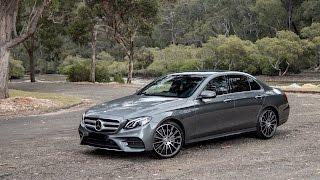 Download 2016 Mercedes-Benz E 200 AMG Line review (POV) Video