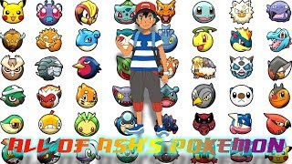 Download All of Ash's Pokemon Video