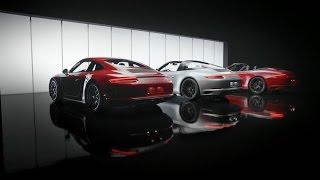 Download The Porsche 911 GTS models. Features. Video
