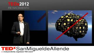 Download Exponential Technology Literacy: Neil Jacobstein at TEDxSanMigueldeAllende Video