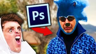 Download absolutely awful PHOTOSHOPS Video