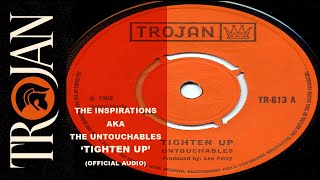 Download The Inspirations aka Untouchables 'Tighten Up' Video