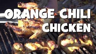 Download Orange Chili Chicken recipe Video