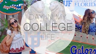 Download A DAY IN MY LIFE AT COLLEGE    UNIVERSITY OF FLORIDA Video