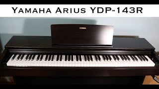 Download Yamaha Digital Piano: Arius YDP Electric Piano Review, Assembly and Sample Demo Video
