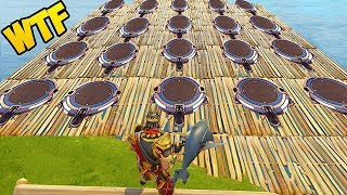 Download MOST LAUNCH PADS IN 1 SPOT! - Fortnite Funny Fails and WTF Moments! #122 (Daily Moments) Video