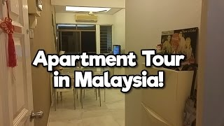 Download Apartment Tour in Penang, Malaysia (Part 1) | MVlog #1 Video