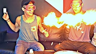 Download Fire Hands Experiment ft. Alex Wassabi Video