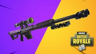 Download SNIPER RIFLE *ONLY* CHALLENGE IN FORTNITE!!!!!! Video