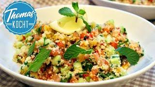 Download Couscous Salat, vorsicht lecker! / Couscous Salat mit gerösteter Paprika! Video