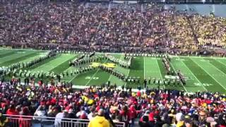 Download OSU Marching band 11/30/2013 Video