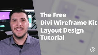 Download The Free Divi Wireframe Kit Layout Design Tutorial Video