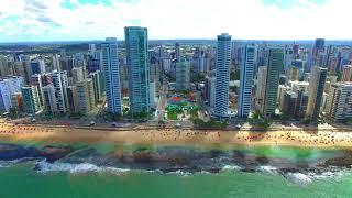 Download Recife em 4k - Boa viagem - Drone phantom 3 4k - Pernambuco - Brasil Video