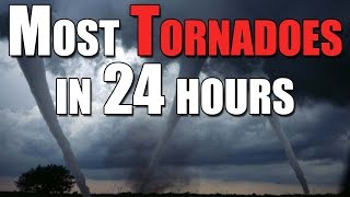 Download Most tornadoes in one day Video