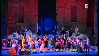 Download Verdi - La Traviata - Choeur des bohémiennes et des matadors. Video