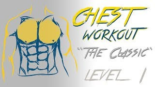 Download Chest Workout - Level 1 Video