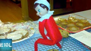 Download 10 MOST Mischievous Elf On The Shelf Moments Video