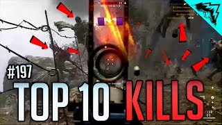 Download MULTIKILL 🙈- Battlefield 1 Top 10 Plays - WBCW #197 Video