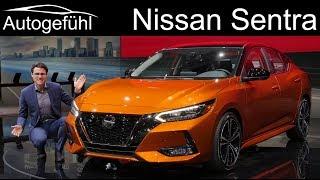 Download New Nissan Sentra REVIEW SR vs SV comparison 2020 - Autogefühl Video