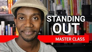 Download Standing out on YouTube | Master Class ft Roberto Blake Video