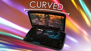 Download UNBELIEVABLE CURVED SCREEN GAMING LAPTOP - Predator 21x Review Video