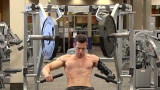 Download Amazing One Arm Bodybuilder Video