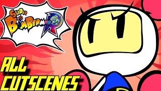 Download Super Bomberman R - All Cutscenes Full Movie HD Video