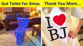 Download People Who Had The Funniest Christmas Gifts Video