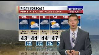 Download Centre County Report Wednesday Morning 1-18-17 Video