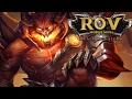 Download Garena RoV รีวิว เล่น Malos ซาตาน อสูร สายไฟท์เตอร์ สุดแกร่ง !!! Video