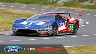 Download Ford GT: Returns to Le Mans | IMSA | Ford Performance Video