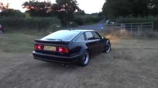 Download Rover SD1 vs Vauxhall VXR8 Sound-off! Video
