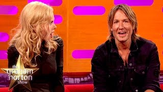 Download Keith Urban Had a Prosthetic Leg Thrown at Him | The Graham Norton Show Video