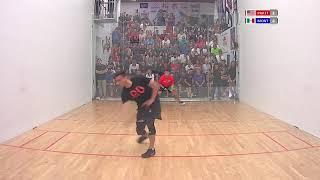 Download 2018 World Championships - Men's Singles Final - Pratt USA vs Montoya MEX Video