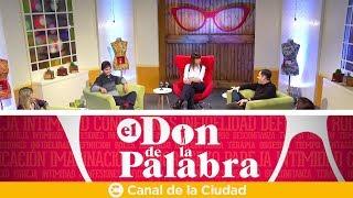 Download Verónica Azcurra, Santiago Bilinkis, Claudio María Domínguez y Meme Castro en El Don de la Palabra Video