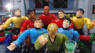 Download The Officers' Christmas Party : A Star Trek Fan film Video