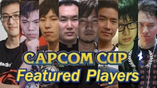 Download 【スト5】SF5 ▰ Capcom cup Featured Players Compilation【カプコンカップ注目選手まとめ】 Video