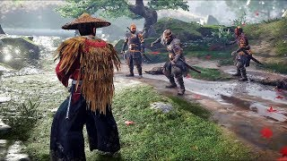 Download Ghost of Tsushima - Brutal Combat, Stealth & Free Roam Gameplay Video