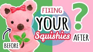 Download Squishy Makeover: Fixing Your Squishies #15 Video